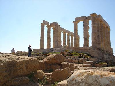 Τεχνολογία στην Αρχαία Ελλάδα- Λατομεία
