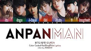 BTS - Anpanman