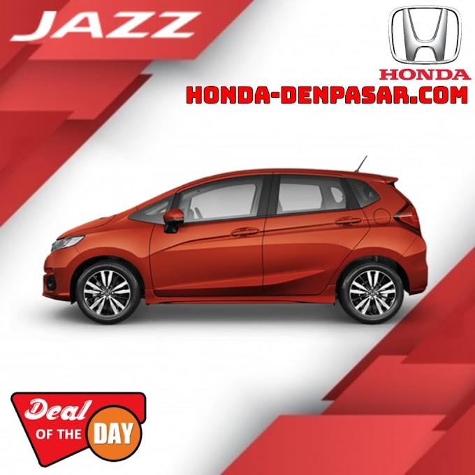 Promo Honda Jazz Bali