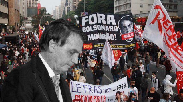 Reprovação a Bolsonaro vai a 51%, enquanto maioria diz que o presidente é desonesto e falso, diz Datafolha