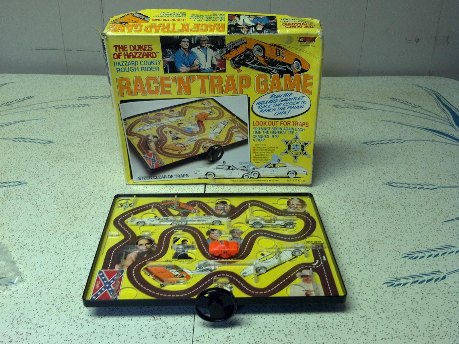 dukes of hazzard car games