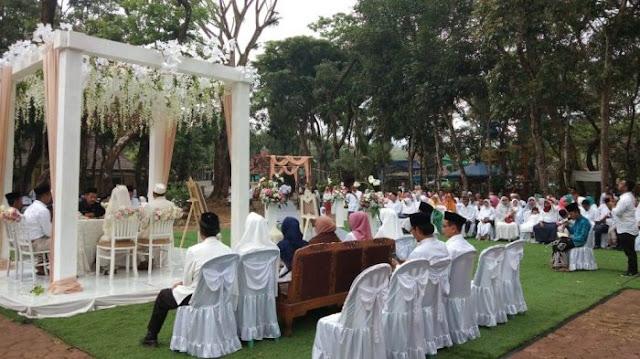 Resepsi Pernikahan Outdoor? Persiapkan Beberapa Hal Ini