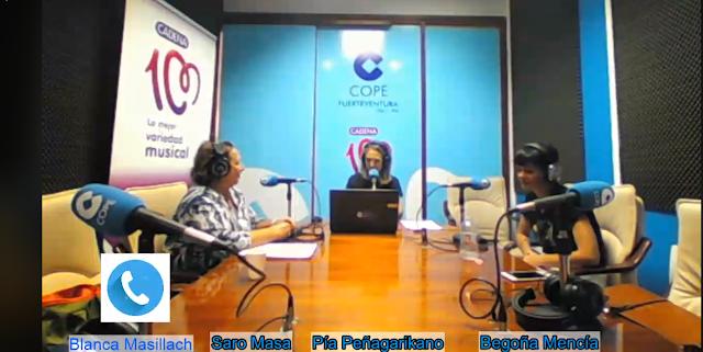 Fuerteventura.- Los mayores de Puerto del Rosario recitan versos con la saga Marsillach