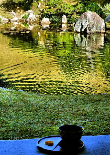 Kannon-in Garden in Tottori