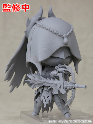 Monster Hunter World - Female Xeno'jiiva Beta Armor Edition