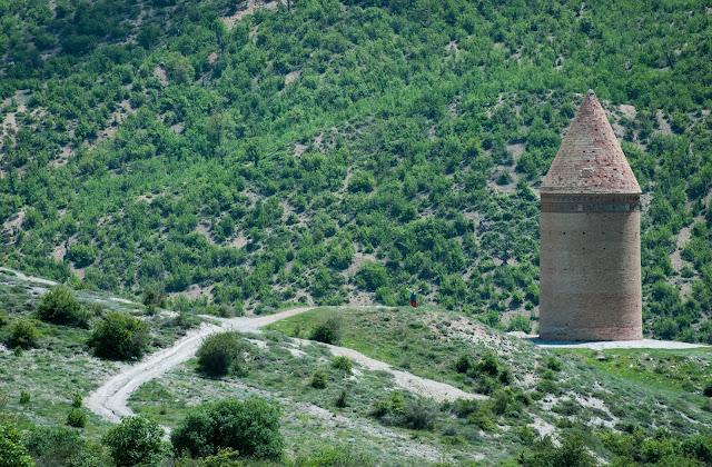 Amazing Radkan Tower, Iran