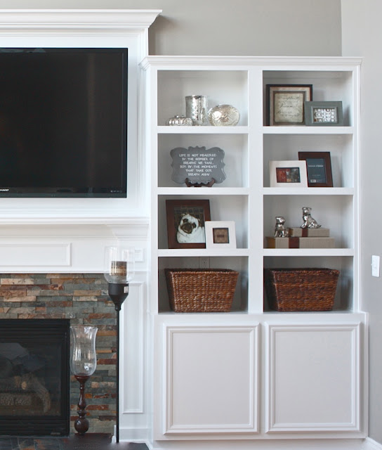 The Yellow Cape Cod: Extreme Fireplace Makeover