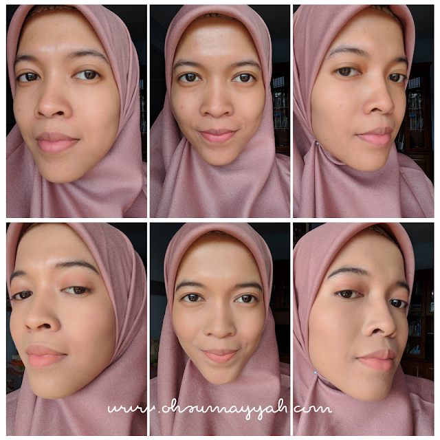 makeover powerstay