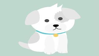 concrete noun puppy