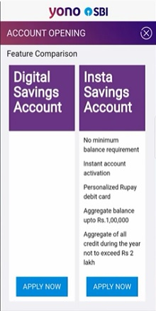 How to open SBI account Online by Yono app?