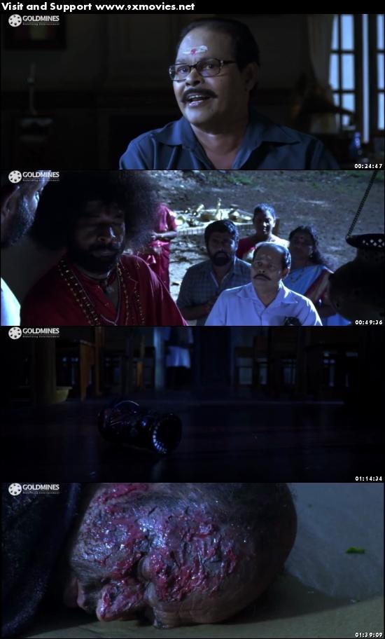 Geethaanjali 2017 Hindi Dubbed 480p HDRip