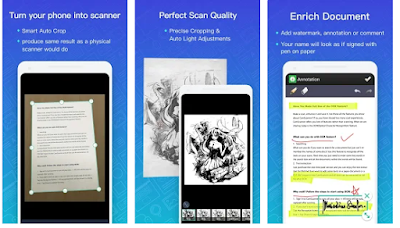 best document scanner app for android free download