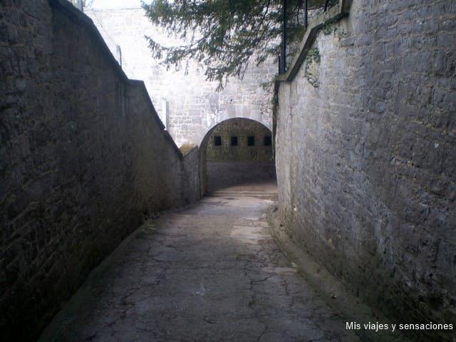 Ciudadela de Dinant, Valonia (Bélgica)