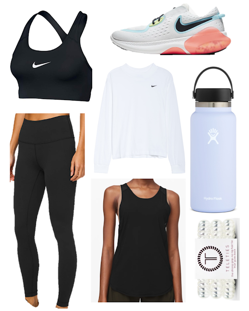 Workout Wardrobe Staples for HIIT Workout