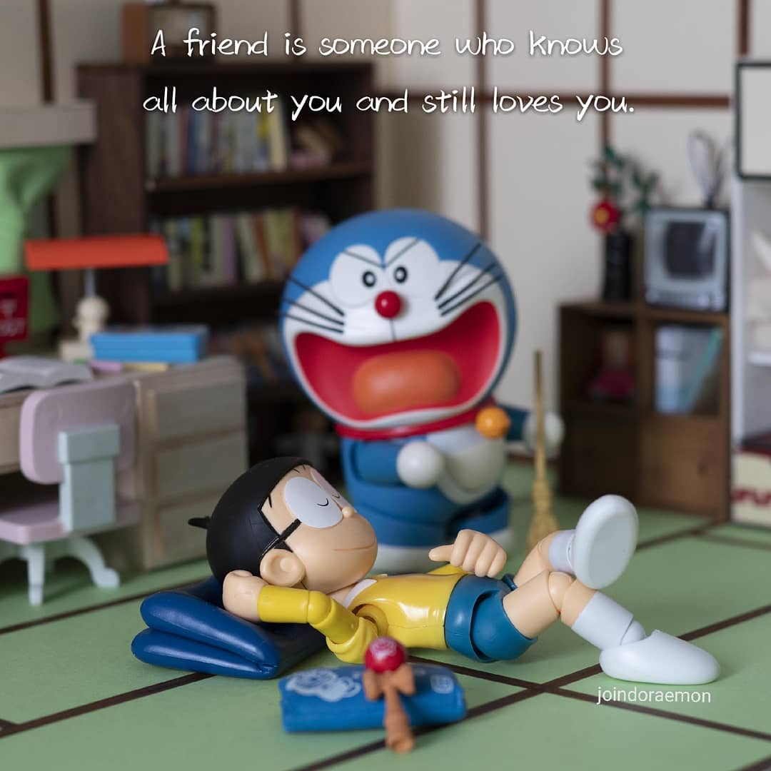 20 The newest cute and cool Doraemon and Nobita pictures ...