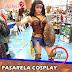 Pasarela cosplay Jaéngo
