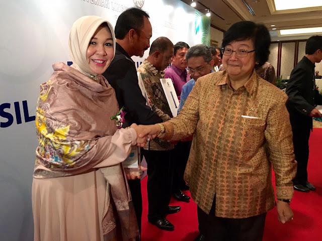 Udaranya Bersih, Banda Aceh Terima Penghargaan Langit Biru