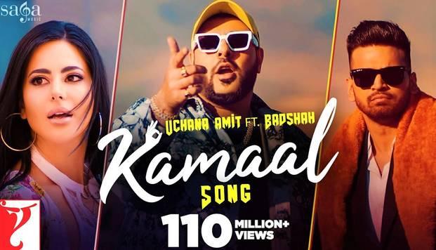 Kamaal Song Lyrics | Uchana Amit | ft. | Badshah | Alina