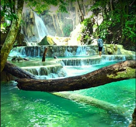 Wisata Pulau Moyo Sumbawa NTB