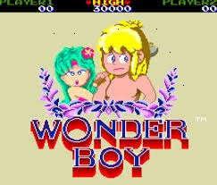 Wonder Boy Game For PC