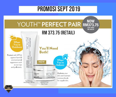 youth perfect pair promo shaklee september 2019