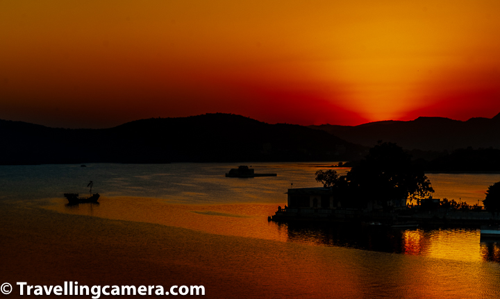 While we are talking about sunsets around Udaipur, it's worth discussing other interesting places from where Udaipur sunsets can be enjoyed the most.