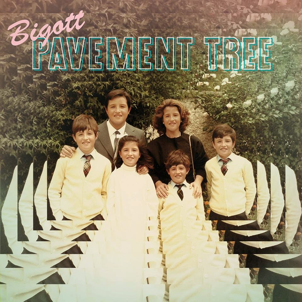 Pavement Tree portada