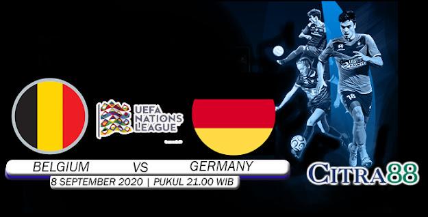 PREDIKSI BELGIUM U21 VS GERMANY U21 08 SEPTEMBER 2020