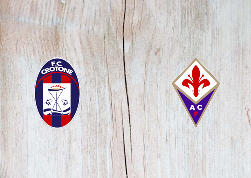 Crotone vs Fiorentina -Highlights 22 May 2021