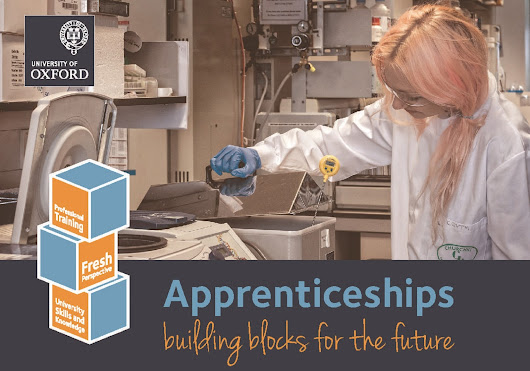 University Skills and Knowledge - University of Oxford Apprentices
