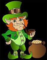 Irish Symbols - Leprechaun