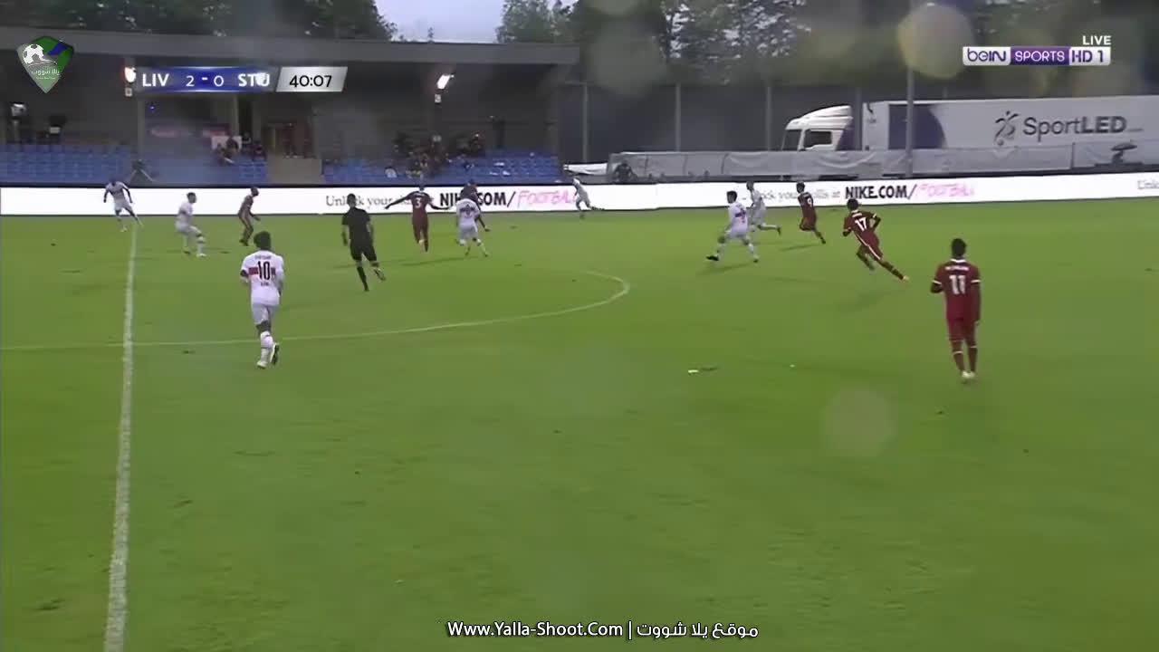أهداف مباراة ليفربول 3-0 شتوتجارت بتاريخ 2020-08-22 مباراة ودية
