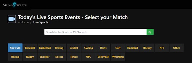 Top 15+ Best Free Sport Streaming Sites (Latest Updated)