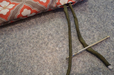 Easiest Ever Reversible Drawstring Bag Tutorial by eSheep Designs