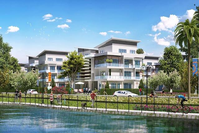 Biệt thự đơn lập Mon Bay Hạ Long view mặt hồ
