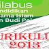 Silabus PAI dan Budi Pekerti SD/MI Kelas 1 2 3 4 5 6 SD/MI Kurikulum 2013