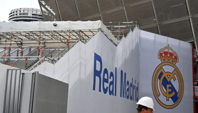 "Real Madrid would like to play their remaining La Liga matches on ""Estadio Alfredo Di Stefano"" if La Liga is completed without fans."