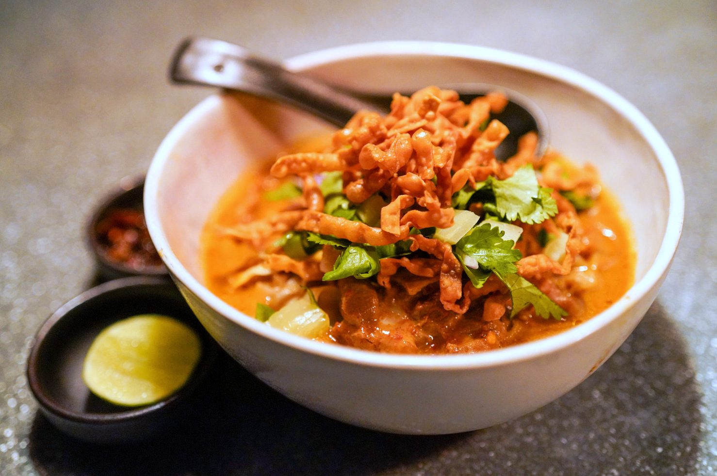 Krung Thep: Noodle Bar By Day