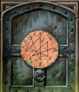 Image result for van richten's tower door