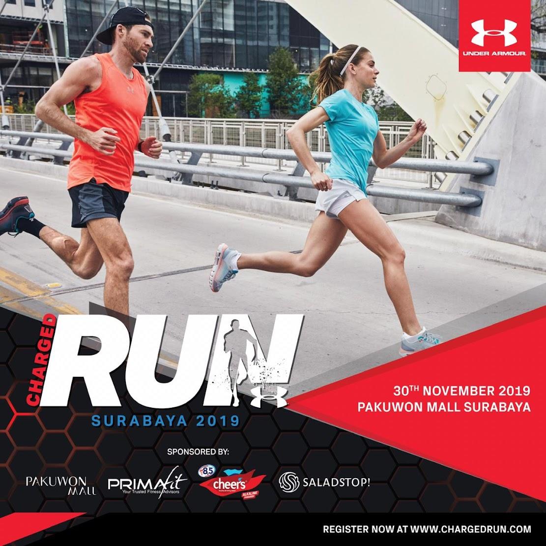 Charged Run - Surabaya • 2019