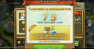 lgr level max