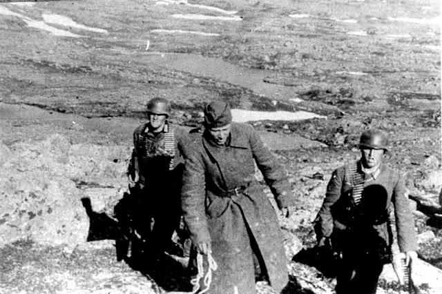 Murmansk captured Soviet soldier 30 June 1941 worldwartwo.filminspector.com