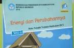 Kunci-Jawaban-Kelas-3-Tema-6-Buku-Tematik Energi dan Perubahannya
