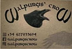Walpurgis Crow - Artesanía y accesorios de wargames