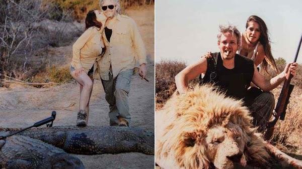 Victoria Vanucci donará un porcentaje de su juicio a Twitter a la preservación del mundo animal