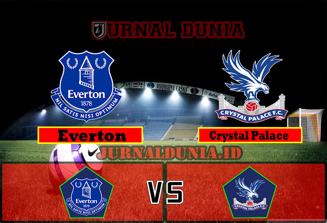 Prediksi Everton vs Crystal Palace , Selasa 06 April 2021 Pukul 00.00 WIB