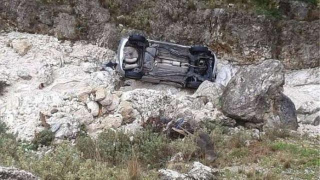 """""""Βουτιά"""" θανάτου για 50χρονο πατέρα τεσσάρων παιδιών σε χαράδρα στην Αρχαία Ολυμπία"""
