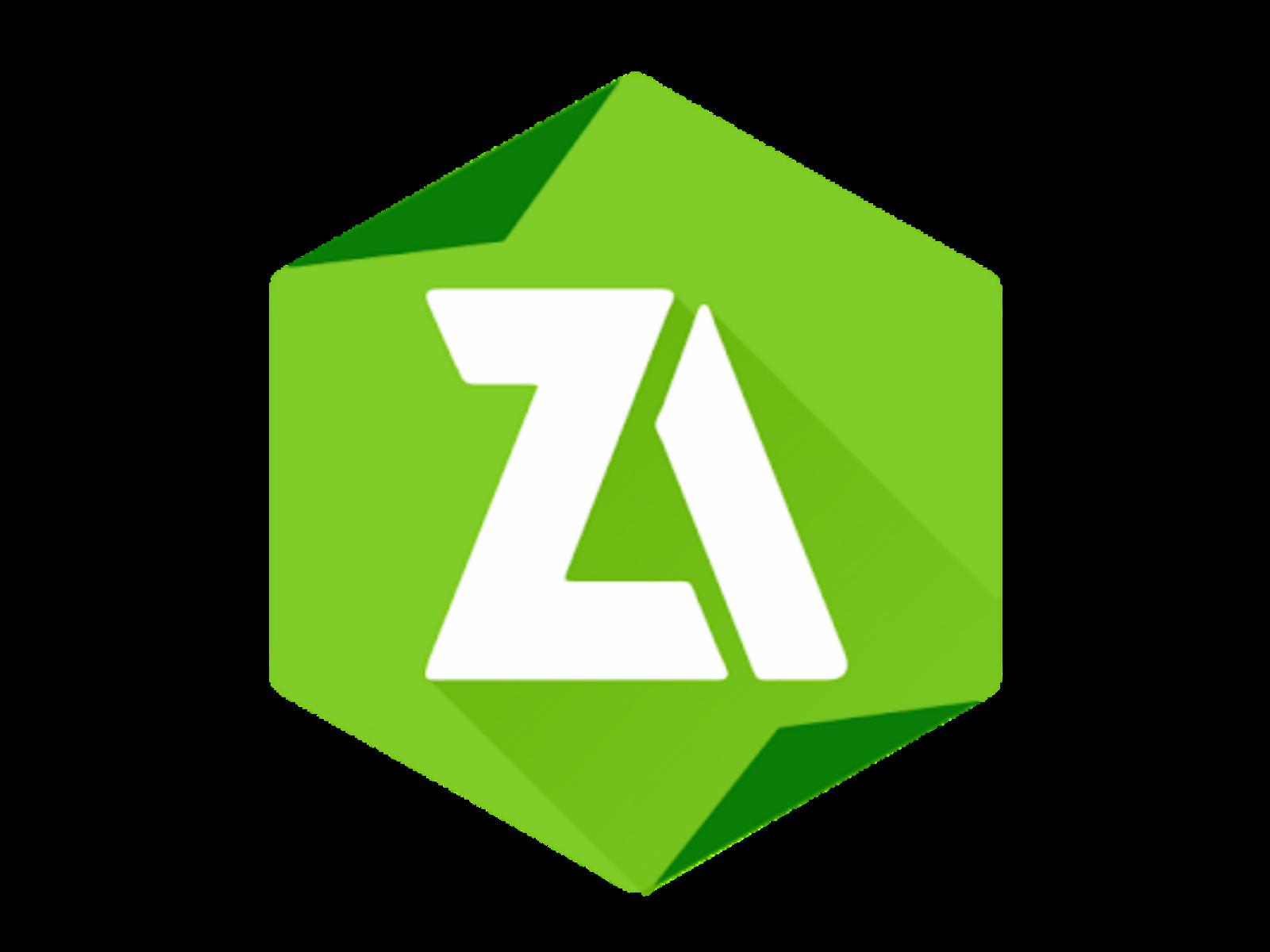Logo ZArchiver Format PNG