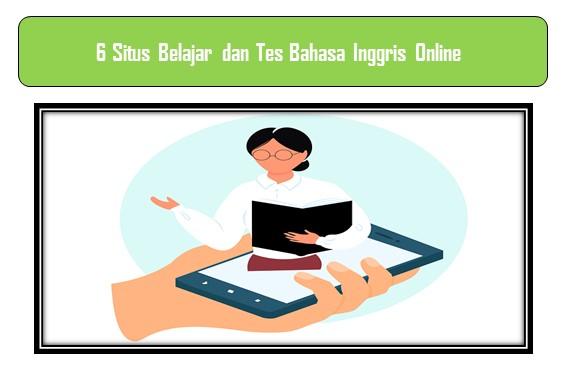 Situs Tes Bahasa Inggris Online