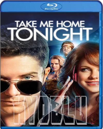 Take Me Home Tonight [2011] [BD50] [Latino]